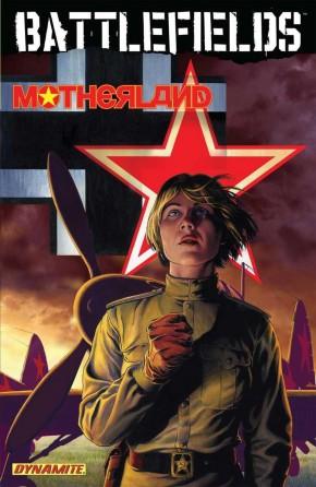 GARTH ENNIS BATTLEFIELDS VOLUME 6 MOTHERLAND GRAPHIC NOVEL