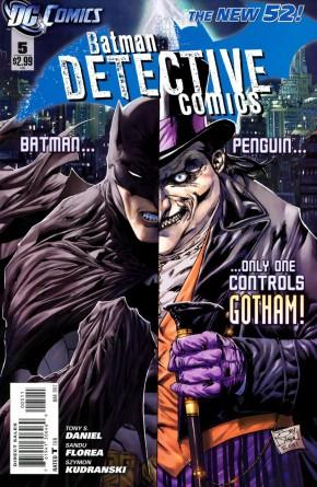 DETECTIVE COMICS #5 (2011 SERIES)