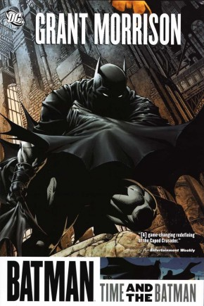 BATMAN TIME AND THE BATMAN GRAPHIC NOVEL
