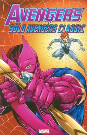AVENGERS SOLO AVENGERS CLASSIC VOLUME 1 GRAPHIC NOVEL
