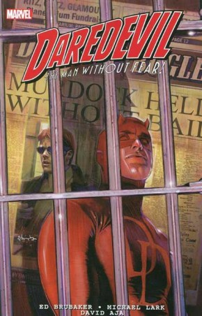 DAREDEVIL BY BRUBAKER AND LARK ULTIMATE COLLECTION BOOK 1 GRAPHIC NOVEL