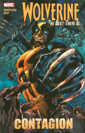 WOLVERINE THE BEST THERE IS CONTAGION GRAPHIC NOVEL
