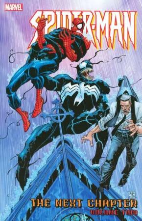 SPIDER-MAN NEXT CHAPTER VOLUME 2 GRAPHIC NOVEL
