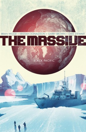 THE MASSIVE VOLUME 1 BLACK PACIFIC GRAPHIC NOVEL