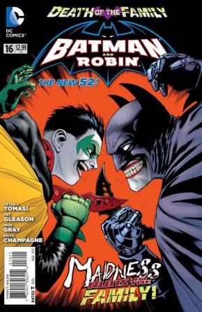 BATMAN AND ROBIN #16 (2011 SERIES)
