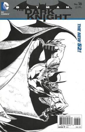 BATMAN THE DARK KNIGHT #16 (2011 SERIES) 1 IN 25 INCENTIVE