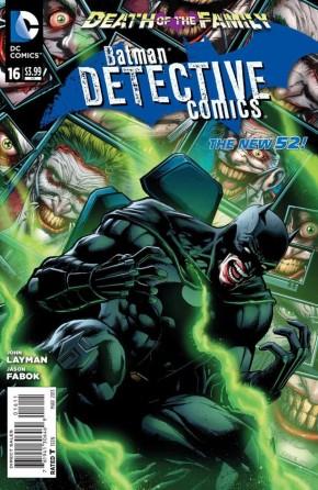 DETECTIVE COMICS #16 (2011 SERIES)