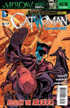 CATWOMAN #16 (2011 SERIES)