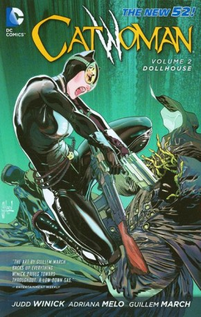 CATWOMAN VOLUME 2 DOLLHOUSE GRAPHIC NOVEL