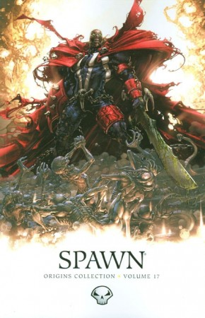 SPAWN ORIGINS VOLUME 17 GRAPHIC NOVEL