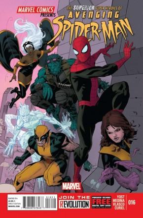 AVENGING SPIDER-MAN #16 (2011 SERIES)