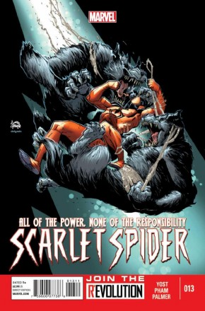 SCARLET SPIDER #13 (2012 SERIES)