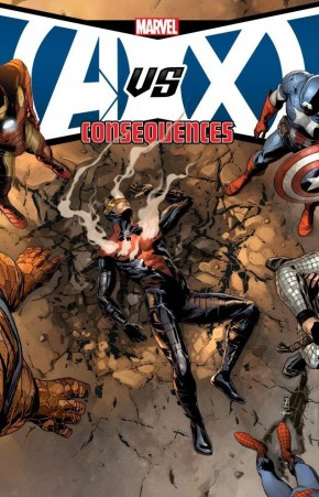 AVENGERS VS X-MEN CONSEQUENCES GRAPHIC NOVEL