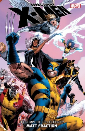 UNCANNY X-MEN THE COMPLETE COLLECTION BY MATT FRACTION VOLUME 1 GRAPHIC NOVEL