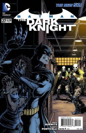 BATMAN THE DARK KNIGHT #27 (2011 SERIES)
