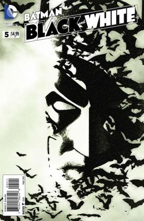 BATMAN BLACK AND WHITE #5 (2013 SERIES)