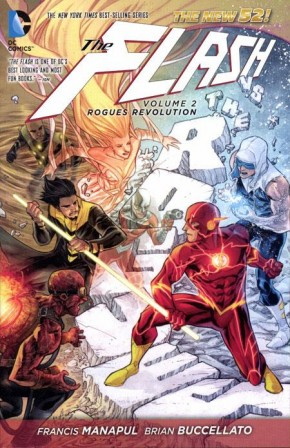 FLASH VOLUME 2 ROGUES REVOLUTION GRAPHIC NOVEL