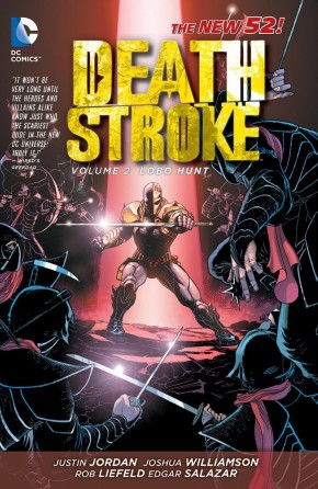 DEATHSTROKE VOLUME 2 LOBO HUNT GRAPHIC NOVEL