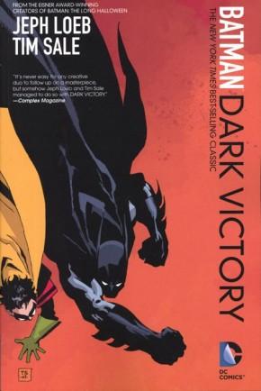 BATMAN DARK VICTORY GRAPHIC NOVEL