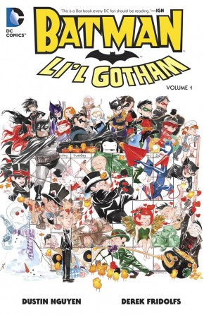 BATMAN LIL GOTHAM VOLUME 1 GRAPHIC NOVEL