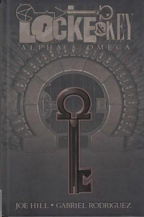 LOCKE AND KEY VOLUME 6 ALPHA & OMEGA HARDCOVER
