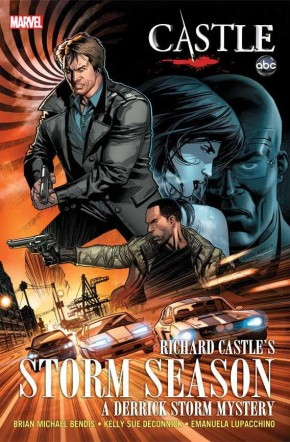 CASTLE RICHARD CASTLES STORM SEASON GRAPHIC NOVEL