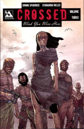 CROSSED WISH YOU WERE HERE VOLUME 3 GRAPHIC NOVEL