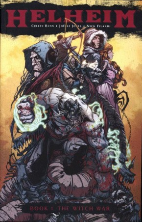 HELHEIM VOLUME 1 WITCH WAR GRAPHIC NOVEL