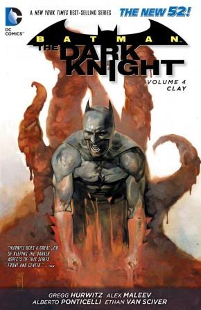BATMAN THE DARK KNIGHT VOLUME 4 CLAY GRAPHIC NOVEL