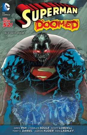 SUPERMAN DOOMED HARDCOVER