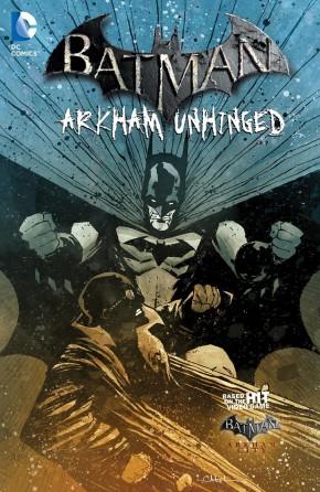 BATMAN ARKHAM UNHINGED VOLUME 4 GRAPHIC NOVEL