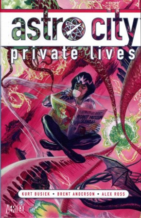 ASTRO CITY PRIVATE LIVES HARDCOVER