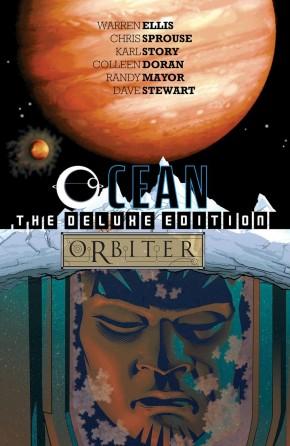 OCEAN ORBITER DELUXE EDITION HARDCOVER