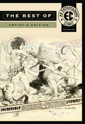 BEST OF EC ARTIST EDITION VOLUME 2 HARDCOVER