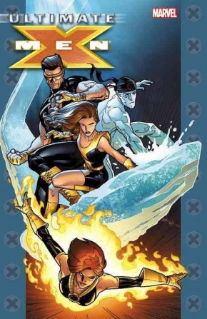 ULTIMATE X-MEN ULTIMATE COLLECTION VOLUME 5 GRAPHIC NOVEL