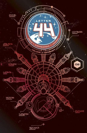 LETTER 44 VOLUME 2 REDSHIFT GRAPHIC NOVEL