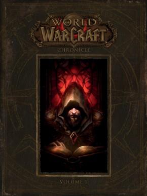 WORLD OF WARCRAFT CHRONICLE VOLUME 1 HARDCOVER