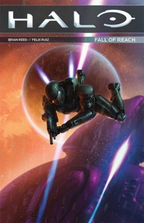 HALO FALL OF REACH GRAPHIC NOVEL