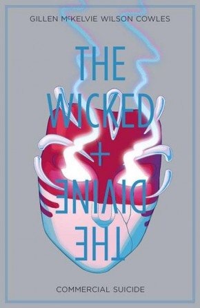 WICKED + THE DIVINE VOLUME 3 COMMERCIAL SUICIDE GRAPHIC NOVEL