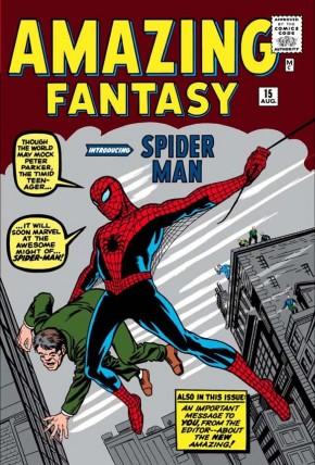AMAZING SPIDER-MAN OMNIBUS VOLUME 1 HARDCOVER