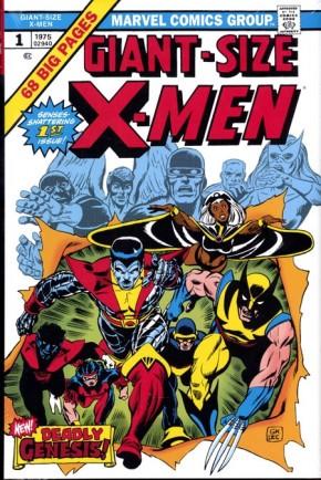 UNCANNY X-MEN OMNIBUS VOLUME 1 HARDCOVER