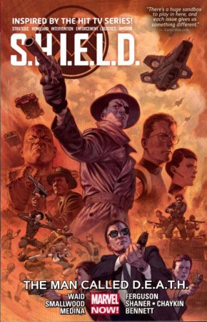 SHIELD VOLUME 2 THE MAN CALLED DEATH GRAPHIC NOVEL