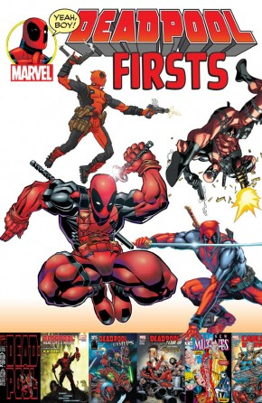 DEADPOOL FIRSTS GRAPHIC NOVEL