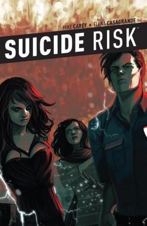 SUICIDE RISK VOLUME 6 GRAPHIC NOVEL