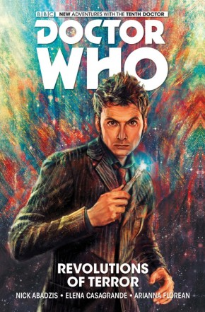 DOCTOR WHO 10TH DOCTOR VOLUME 1 REVOLUTIONS OF TERROR GRAPHIC NOVEL