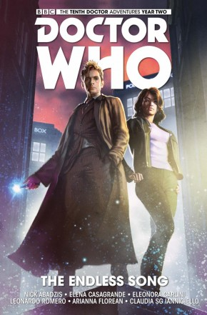 DOCTOR WHO 10TH DOCTOR VOLUME 4 ENDLESS SONG HARDCOVER