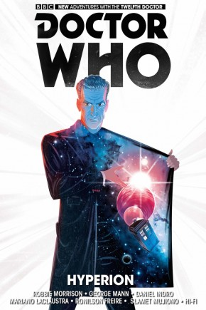 DOCTOR WHO 12TH DOCTOR VOLUME 3 HYPERION HARDCOVER
