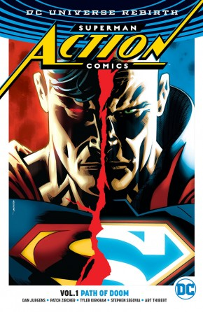 SUPERMAN ACTION COMICS VOLUME 1 PATH OF DOOM GRAPHIC NOVEL