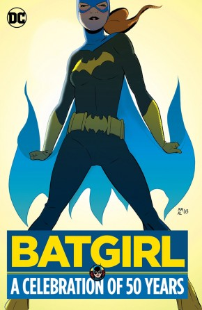 BATGIRL A CELEBRATION OF 50 YEARS HARDCOVER