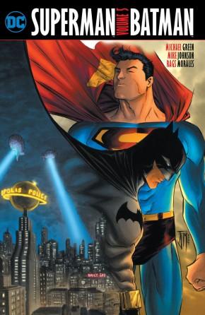 SUPERMAN BATMAN VOLUME 5 GRAPHIC NOVEL